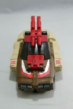1987 G1 Chromedome Complete with Instruction booklet