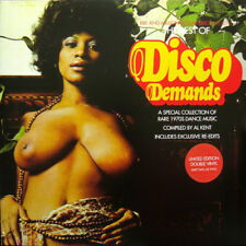 "THE BEST OF DISCO DEMANDS "" PART TWO '' NEW SEALED VINYL LP BBE RECORDS"