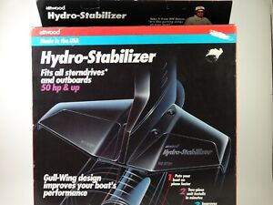 Attwood 9400-4 Hydro Stabilizer Unused with Box