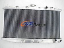 FOR 1988-1991 Honda Civic & CRX 1988 - 1991 1.5 1.6 L4 MANUAL ALUMINUM RADIATOR