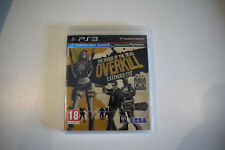 the house of the dead overkill extended cut sega ps3 playstation 3 ps neuf