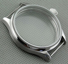 Corgeut 44mm Stainless Steel Case  6497/6498 Seagull ST36 Mechanical watch