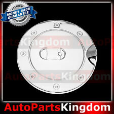 97-09 Dodge Dakota Triple Chrome Plated Gas Fuel Tank Door cover