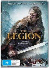 The Legion ( Region 4 Dvd) Mickey Rourke Bai Ling