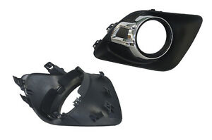 MITSUBISHI ASX XA 8/2010-8/2012 RIGHT HAND SIDE FOG LIGHT COVER WITH CHROME RING