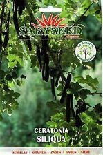 5 Semi/Seeds CERATONIA SILIQUA