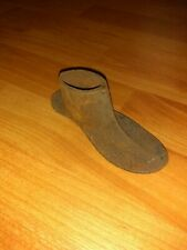 Antique Mall Tool Company Cobbler's Shoe Form 5 inches long Iron
