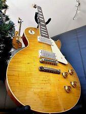 Gibson Les Paul 1959 Collectors CHOICE CC 45 danger Burst True Historic Aged