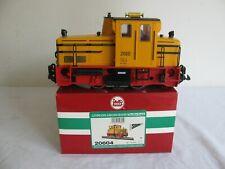LGB Lehmann G Scale Schoema 0-4-0 Diesel Switcher Locomotive w/ Sound #20604 EX