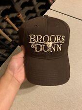Brooks & Dunn Last Rodeo Concert Tour Adjustable Strapback Hat
