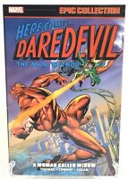 Daredevil Epic Collection A Woman Called Widow Iron Man Marvel Comics New TPB