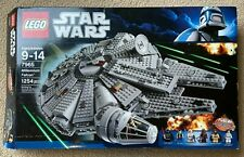 Lego Star Wars Millennium Falcon (7965) Complete