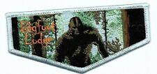 Boy Scout OA 620 Bigfoot Lodge Vigil Flap S3