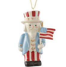Lenox 2017 Patriotic Nutcracker Ornament