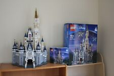 LEGO Disney Castle 71040 with box instructions and extra Rapunzel figure