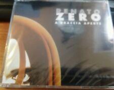 RENATO ZERO - A BRACCIA APERTE (COVER 2) - CD SINGOLO SIGILLATO (SEALED)