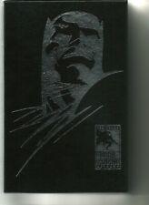 DC BATMAN THE DARK KNIGHT RETURNS 10th ANNIVERSARY HC SLIPCASE EDITION! NM! 2039