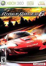 Ridge Racer 6 - Xbox 360 Xbox 360
