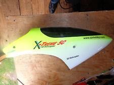 Rjx Xtreme 50 Fibra De Vidrio dosel