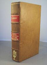 ABREGE DU VOYAGEUR FRANCAIS / M. ARNAUD / RELIURE CUIR 1813 GRAVURES