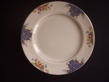 "A.J. WILKINSON -ROYAL STAFFORDSHIRE POTTERY -10"" DINNER PLATE -c.1950"