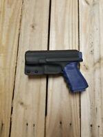 Concealment Fits Glock 19 Gen 5/Glock 45 Black Kydex holster IWB right hand