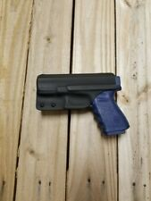 Concealment Glock 19, 23, 32 Black Kydex holster IWB right