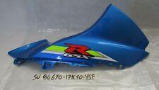 Cupolino carena anteriore dx Front upper fairing right Suzuki GSX-R 1000 17 18