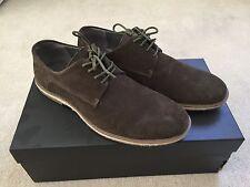 Men's Julius Marlow Khaki Suede Casual Shoes Size 7 As New