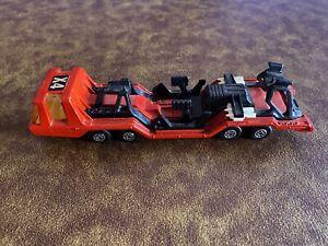 MATCHBOX TRANSPORTER TRUCK K-13-2 K114 SUPER KINGS DIECAST TOY CAR