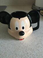 Disney Parks Mickey Mouse Ears Classic Coffee Tea Mug/Cup  NEW