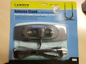 Cisco Linksys AS2TNC Antenna Stand for TNC Connectors, Brand NEW - Free Shipping