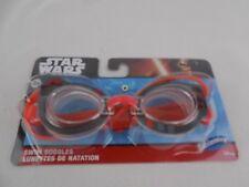 STAR WARS Disney Swimways Swim Goggles Pool Summer Fun Kids FREE Stickers NEW