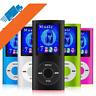 "8GB-32GB Digital MP3 MP4 Player 1.8"" LCD Screen FM Radio, Video, Games & Movie"
