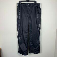 Men's Size XL Obermeyer Lightning RECCO Ski Snowboard Waterproof Patrol Pants