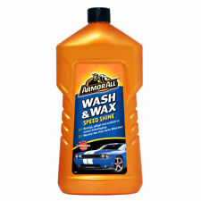 Armor All Wash & Wax Speed Shine 1.000 ml Voiture Linge Shampooing NEUF