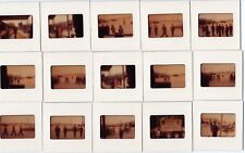 Lot 50 Slides 1971 Sheppard Technical Training Center TX Ceremony Air Force