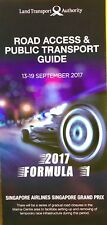 F1 Singapore Road Access & Public Transport Guide 2017