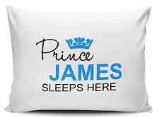 Personalizzata Prince Sleeps Here federa-NUOVISSIMO