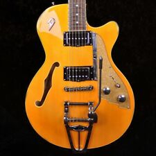 Duesenberg Starplayer TV-trans orange avec étui