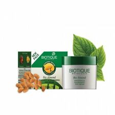 Biotique Almond under Eye Cream for Dark Circles & Puffiness