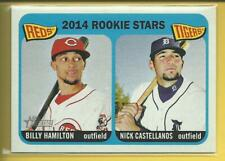 Nick Castellanos RC Cubs 2014 Topps Bowman Rookies ⬇  PICK FROM DROP DOWN LIST ⬇