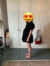 Asos maternity-Vestido de Cordón Negro-Talla 10-Talla 10-Estilo Retro
