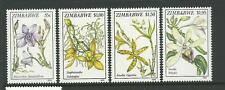 1993 Orchids Set of 4 stamps Complete  MUH Value Here