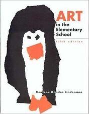 Art in the Elementary School by Marlene Gharbo Linderman (1996, Paperback,...