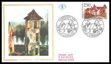 France (CARENNAC, LOT) 1991 - FDC