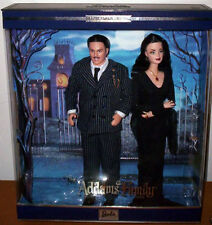 The Addams Family Giftset Barbie NRFB Mattel Pop Culture