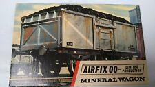 Vintage Airfix Mineral Wagon OO Gauge Model Railway Kit R3 Carriage Limited