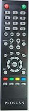 New TV Remote for PROSCAN PLDED4017 PLDED4016A-D PLDED3996A-E PLED5529A-G