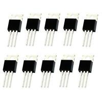 Chic 10pcs L7805 LM7805 7805 Voltage Regulator +5V 1.5A